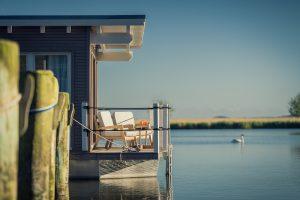 Ein Urlaub der besonderen Art! Quelle: Schwimmende Suiten Usedom - beauty24 GmbH