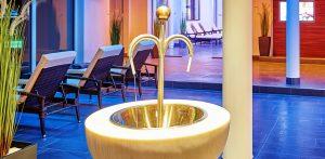 Spüren Sie das gesunde Thermal-Wasser! Quelle: Aktiv- und Wellnesshotel in Bad Griesbach - beauty24 GmbH