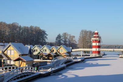 Wundervolle Aussichten für Silvester; Bildhinweis: © Wohlfühlhotel bei Rheinsberg; beauty24 GmbH
