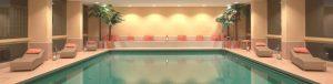 Verbringen Sie wohlige Stunden im Schwimmbad. Quelle: Wohlfühlhotel Bad Steben / Franken - beauty24 GmbH
