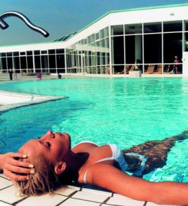 Einfach treiben lassen; Quelle: Wellness-Hotel in Bad Düben - beauty24 GmbH