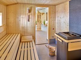 Wohlige Sauna-Momente erwarten Sie! Quelle: Aktiv- und Wellnesshotel in Bad Griesbach - beauty24 GmbH