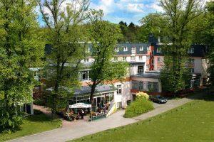 In ruhiger Lage entspannen; Quelle: Wellnesshotel in Rostock - beauty24 Gmbh