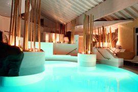 In der Wellnessoase können Sie den Alltag vergessen. Bildhinweis: © Resort & Wellness-Hotel in der Oberpfalz; beauty24 GmbH