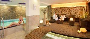 Im wunderschönen Spa wärmen Sie sich auf und kommen wieder zu Kräften; Bildhinweis: © Wellness Osnabrück; beauty24 GmbH