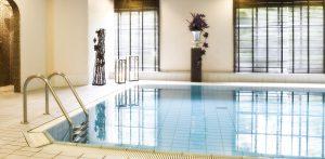 Im Wellnessbereich wärmen Sie sich auf und finden Entspannung pur; Quelle: Wellnesshotel in Hadamar - beauty24 GmbH