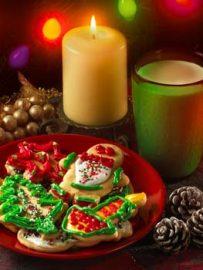 Plätzchen gehören doch einfach zu Weihnachten dazu; Bildhinweis: © beauty24 GmbH