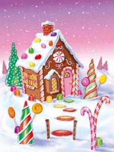 Plätzchen backen und Weihnachtsstimmung genießen