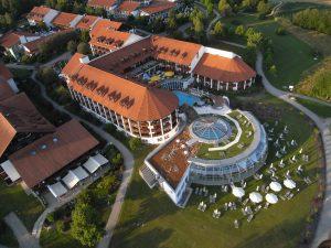 Das Hotel hat sogar eine eigene Thermallandschaft; Bildhinweis: ©Wellness-Hotel in Bad Griesbach; beauty24 GmbH