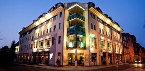 Genießen sie eine Goldbehandlung im stilvollen Wellnesshotel; Quelle: Hotel in Eisenach; beauty24 GmbH