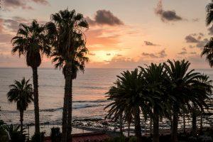 Traumhafte Sonnenuntergänge erwarten Sie; Bildhinweis: ©Wellness- und Gesundheitshotel auf Teneriffa; beauty24 GmbH