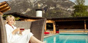 Entspannung pur; Quelle: Wellnesshotel in Garmisch-Partenkirchen - beauty24 GmbH