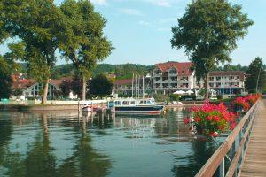 Die Brückentage am See genießen; Quelle: Wellness am Bodensee; beauty24 GmbH