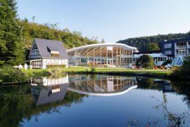 Willkommen im Paradies; Bildhinweis: ©5-Sterne Wellness-Hotel in Schmallenberg / Sauerland; beauty24 GmbH