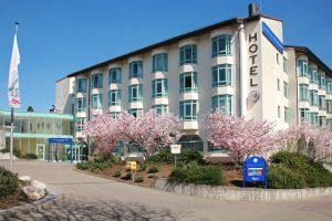 Ein schönes Hotel direkt an der Burgenstraße; Quelle: Wellness in Bad Wimpfen; beauty24 GmbH