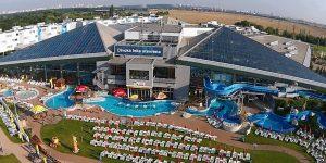 Das Hotel hat einen direkten Zugang zum Wasserpark; Bildhinweis: ©Wellness in Koserow, Usedom; beauty24 GmbH