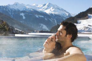 Nach einem Skitag genau das Richtihe; Quelle: Wellness und Gesundheit in Bad Hofgastein; beauty24 GmbH