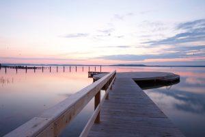 Traumhafter Sonnenuntergang; Bildhinweis: ©Wellness am Fleesensee; beauty24 GmbH