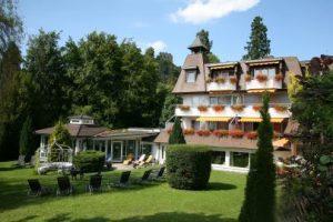 Traumhafte Hotelkulisse Quelle: Wellness-Hotel Badenweiler; beauty24 GmbH