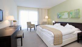 Die Entspannung beginnt schon bei der Anreise. Quelle: Wellness-Hotel in Bad Düben; beauty24 GmbH