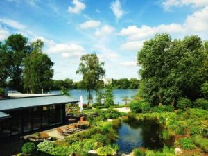 Wellness-Landschaft Bildhinweis: © Wellness in Geldern;beauty24 GmbH