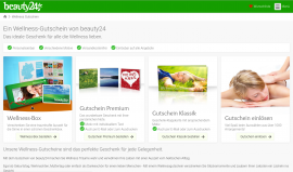 Wellnessgutschein zu Ostern verschenken. Quelle: beauty24 GmbH